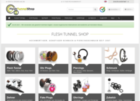 flesh-tunnel-shop.de