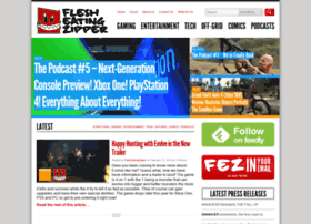 flesheatingzipper.com
