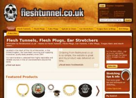 fleshtunnel.co.uk