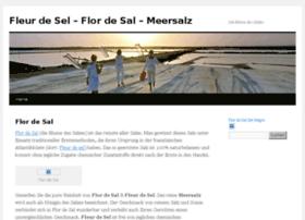 fleur-de-sel-meersalz.de