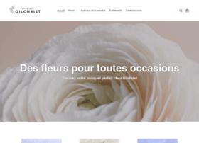 fleuriste-gilchrist.com