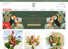 fleurslointaines.com