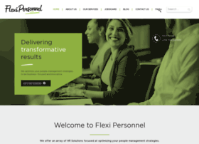 flexi-personnel.com