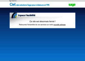 flexibilite.ciel.com