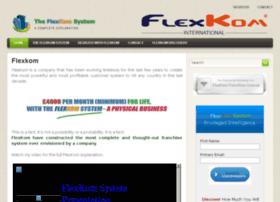 flexkomsystem.com