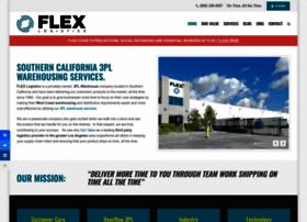 flexlogistics.com