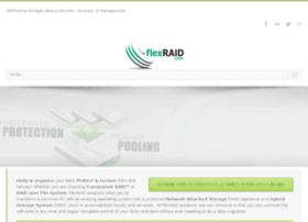 flexraid.com