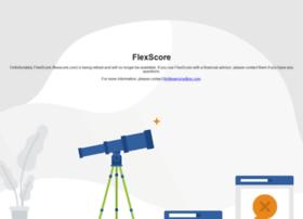 flexscore.com