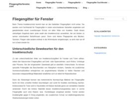 fliegengitterfenster.com