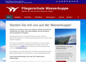 fliegerschule-wasserkuppe.de