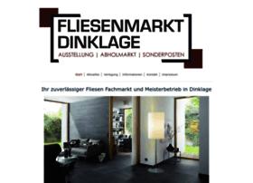 fliesenmarkt-dinklage.de