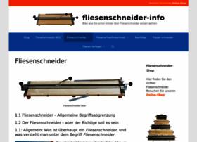 fliesenschneider-info.de
