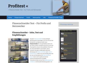 fliesenschneider-profitest.de