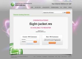 flight-jacket.ws