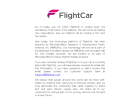 flightcar.com