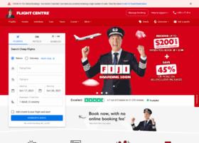 flightcenter.com.au