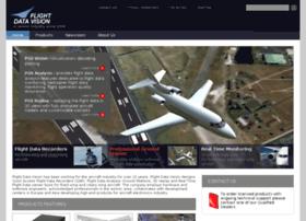 flightdatavision.com