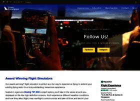flightexperience.com.sg