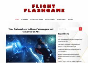 flightflashgame.com