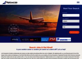 flightleveljobs.com