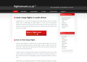 flightnetwork.co.za