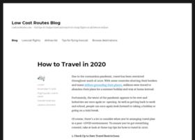 flights-blog.lowcostroutes.com