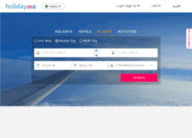 flights.holidayme.com
