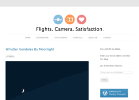 flightscamerasatisfaction.com