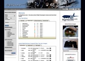 flightscore.com