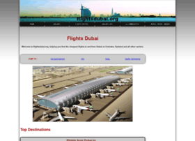flightsdubai.org
