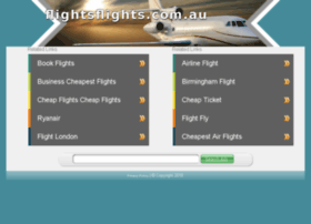 flightsflights.com.au