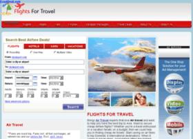 flightsfortravel.net