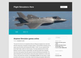 flightsimulatorshere.com