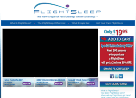 flightsleep.com