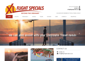 flightspecials.co.za