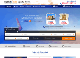 flightstoindia.co.uk
