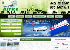 flighttoafrica.co.uk