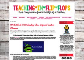flipflopteacher.blogspot.com
