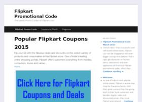 flipkartpromotionalcode.in