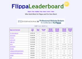 flippaleaderboard.com