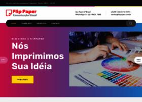 flippaper.com.br
