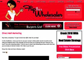 flipthiswholesaler.net