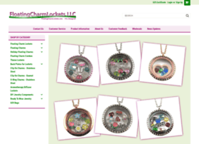 floatingcharmlockets.com