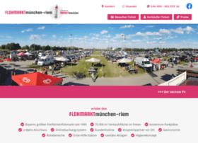 flohmarkt-riem.com