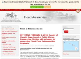 flood.hawaiicounty.gov