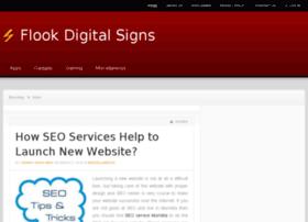 flookdigitalsigns.com