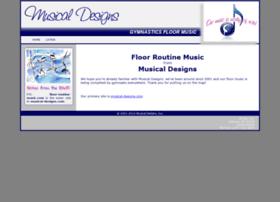 floor-routine-music.com