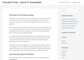floorball-portal.de