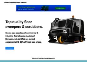 floorcleaningmachinestoronto.net