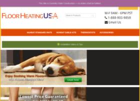 Floorheatingusa.com
